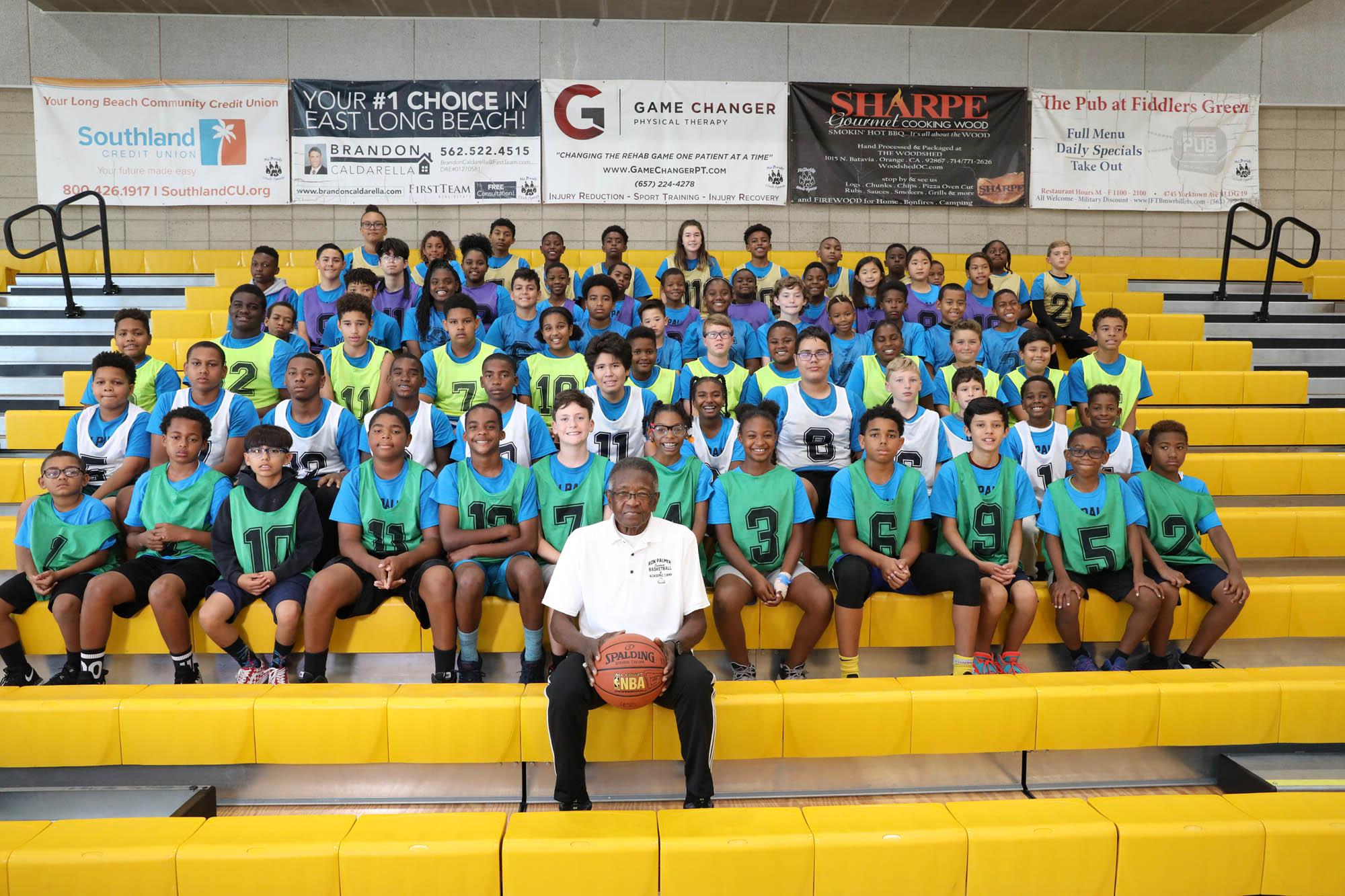 Ron Palmer's Summer Basketball & Academic Camp